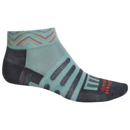 Dahlgren Ultralight Socks - Merino Wool-Alpaca, Below the Ankle (For Men and Women) in Arctic - Closeouts