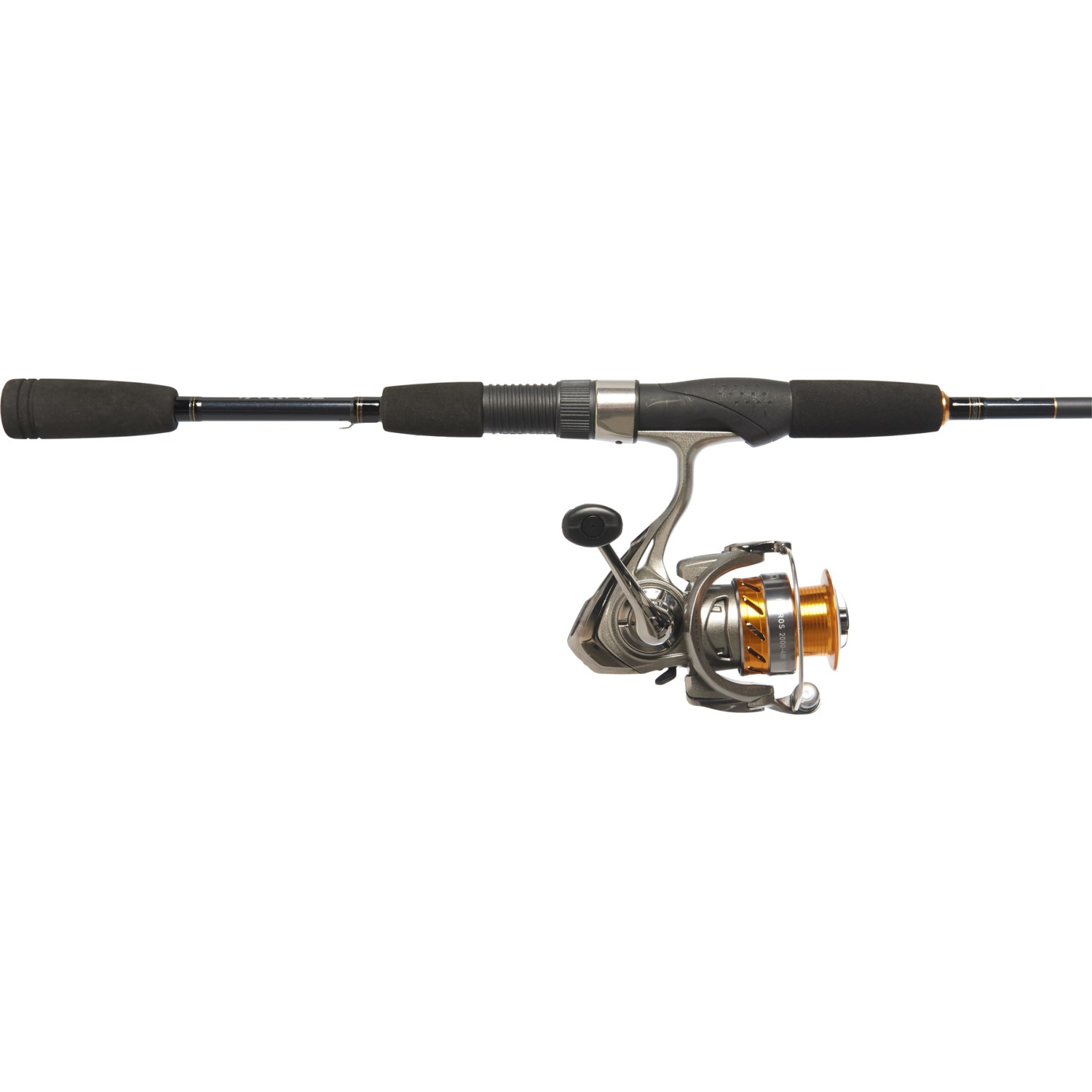 Daiwa Revros Spinning Rod and Reel Combo - 2-Piece, 5'6