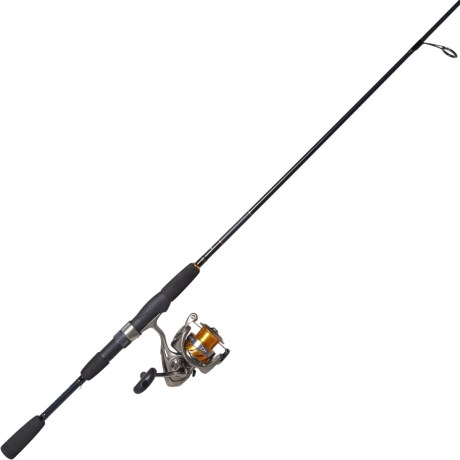 Daiwa Revros Spinning Rod and Reel Combo - 6', 2-Piece, Medium in See Photo