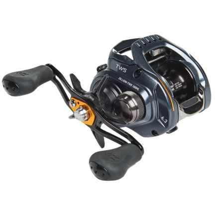 Daiwa Zillion-TWS 100HL High-Speed Baitcast Reel in See Photo - Closeouts