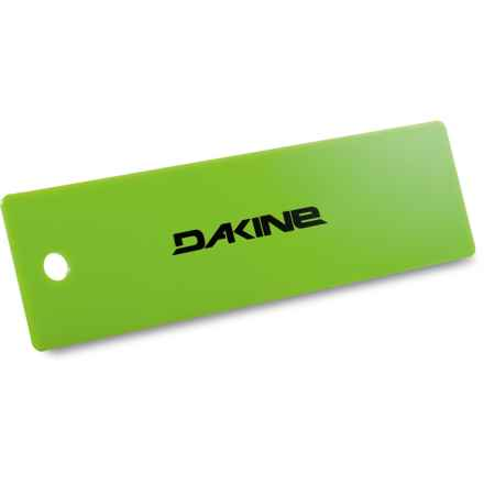 "DaKine 10"" Wax Scraper in Green - Closeouts"