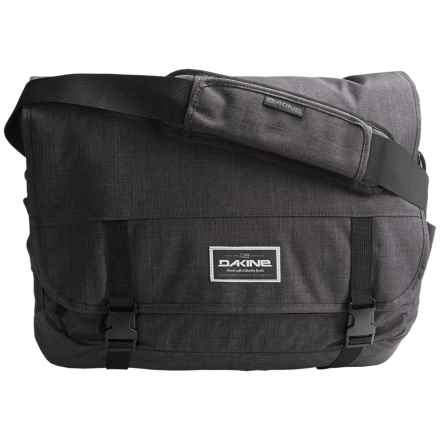 DaKine 18L Messenger Bag in Black - Closeouts