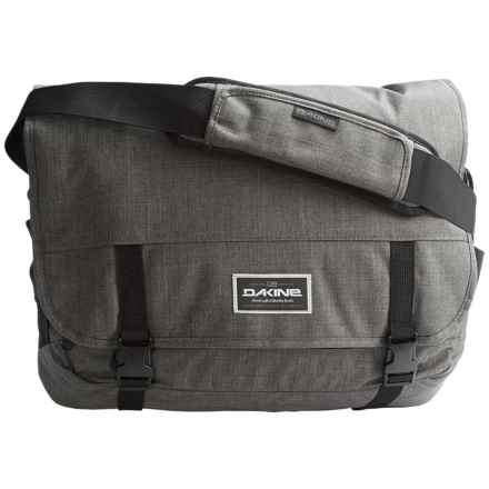 DaKine 18L Messenger Bag in Carbon - Closeouts