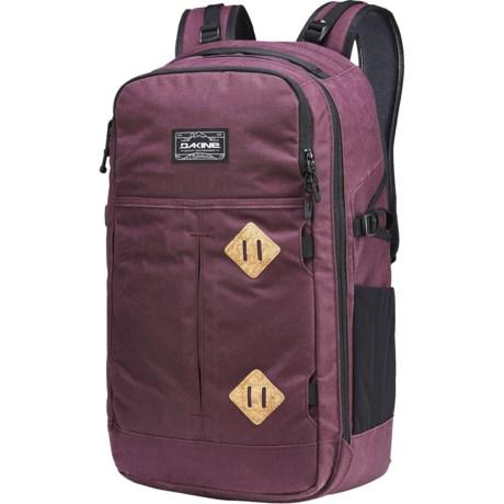 72849c91e2f0 DaKine 38L Split Adventure Backpack in Plum Shadow