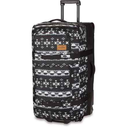 DaKine 85L Split Roller Suitcase (For Women) in Fireside - Closeouts