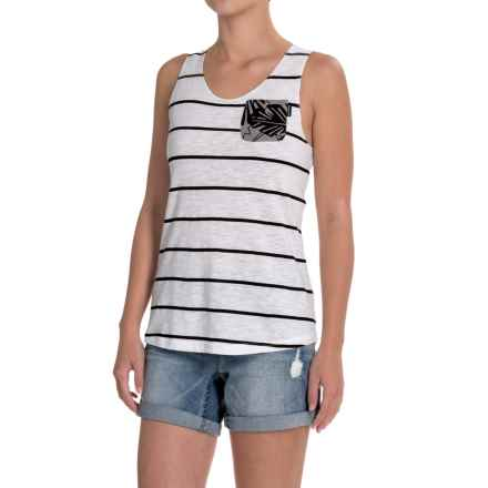 DaKine Adele Tank Top (For Women) in Griffin Inkwell Palm - Closeouts