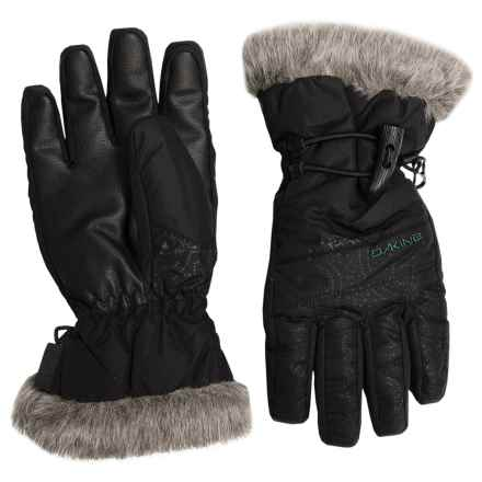 DaKine Alero Gloves - Waterproof, Insulated (For Women) in Ellie Ii - Closeouts