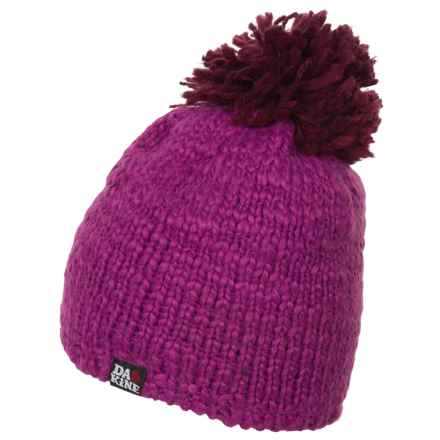 DaKine Alex Beanie - Fleece Lined (For Women) in Mulberry - Closeouts