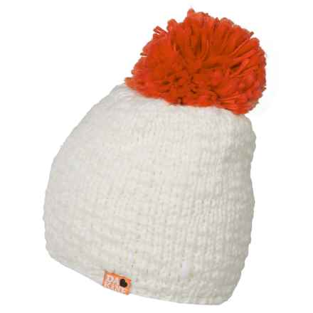 DaKine Alex Beanie - Fleece Lined (For Women) in White - Closeouts
