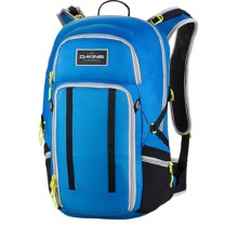 DaKine Amp 24L Hydration Pack - 100 fl.oz. in Bright Blue - Closeouts