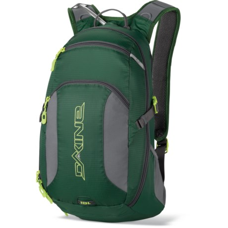 DaKine Amp Hydration Pack - Large, 18L in Forest