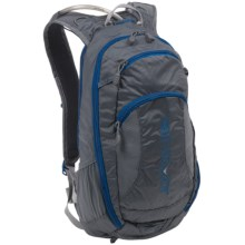 DaKine Amp Hydration Pack - Large, 18L in Stencil - Closeouts
