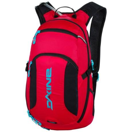 DaKine Amp Hydration Pack - Large, 18L in Threedee