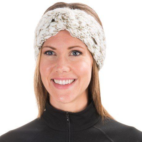 DaKine Angie Headband (For Women) in Ivory