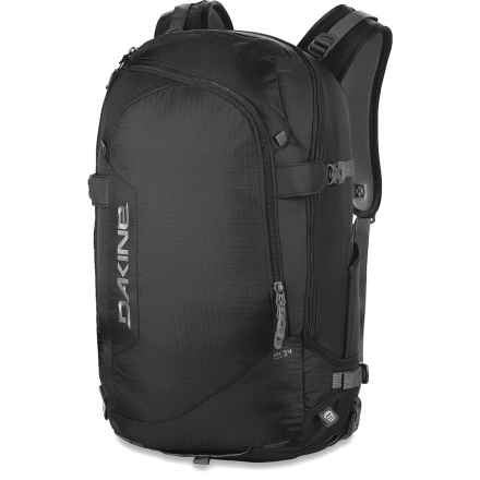 DaKine Arc 34L Ski Backpack in Black - Closeouts