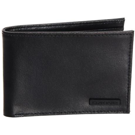 DaKine Archer Bifold Wallet - Leather in Black