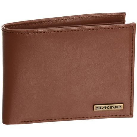 DaKine Archer Coin Wallet - Leather in Brown