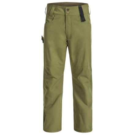 DaKine Artillery Ski Pants - Waterproof (For Men) in Olive Branch - Closeouts