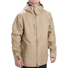 DaKine Ascend Snowboard Jacket - Waterproof (For Men) in Khaki - Closeouts