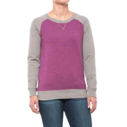 DaKine Atticus Sweatshirt (For Women) in Dark Purple - Closeouts
