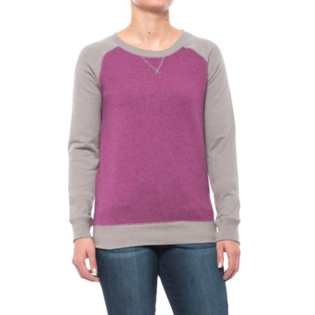 DaKine Atticus Sweatshirt (For Women) in Dark Purple