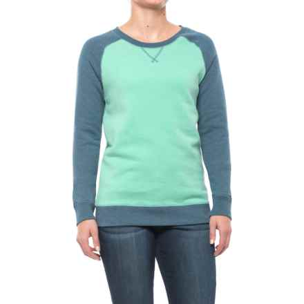 DaKine Atticus Sweatshirt (For Women) in Dusty Jade Green - Closeouts