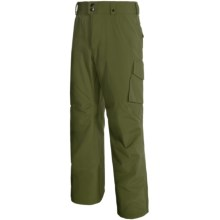 DaKine Badger Shell Snow Pants - Waterproof (For Men) in Cypress - Closeouts