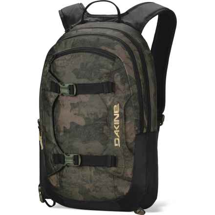 DaKine Baker Snowsport Backpack in Peat Camo - Closeouts