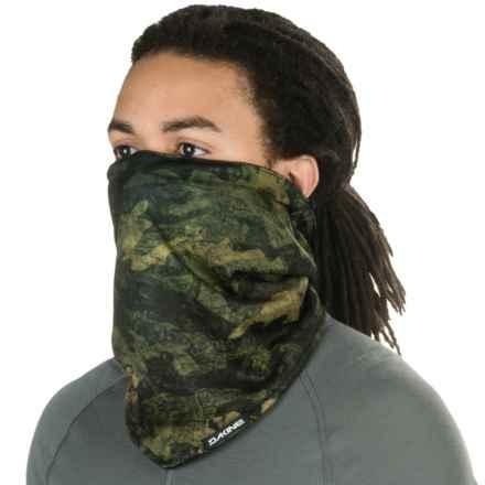 DaKine Bandit Neck Gaiter (For Men and Women) in Peat Camo - Closeouts