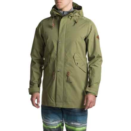 DaKine Barlow Jacket - Waterproof (For Men) in Olive Branch - Closeouts