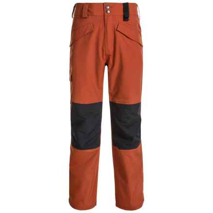 DaKine Barlow PrimaLoft® Pants - Waterproof, Insulated (For Men) in Picante/Black - Closeouts