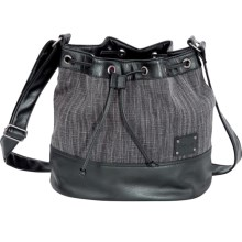 DaKine Bianca Crossbody Bucket Bag (For Women) in Cinder - Closeouts
