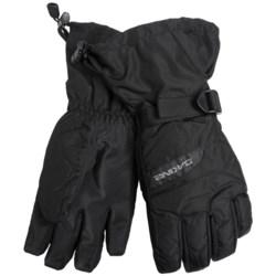 DaKine Blazer Gloves - Insulated (For Men) in Black