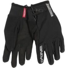 DaKine Blockade Gloves - Windstopper® Fleece (For Men) in Black - Closeouts