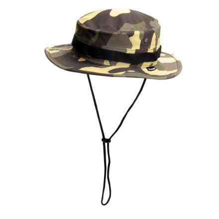 DaKine Boonie Hat - Cotton Blend (For Men) in Camo - Closeouts