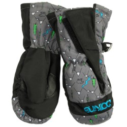DaKine Brat Mittens - Insulated (For Toddlers) in Black