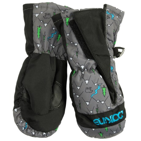 DaKine Brat Mittens - Insulated (For Toddlers) in Animals