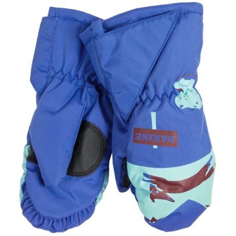 DaKine Brat Mittens - Insulated (For Toddlers) in Foxrun