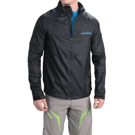 DaKine Breaker Cycling Jacket (For Men) in Black