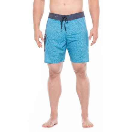 DaKine Broadhead Boardshorts (For Men) in Tabor Blue - Closeouts