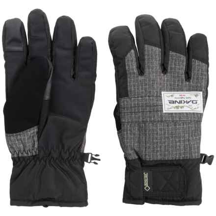 DaKine Bronco Gore-Tex® Gloves - Waterproof, Insulated (For Men) in Willamette - Closeouts