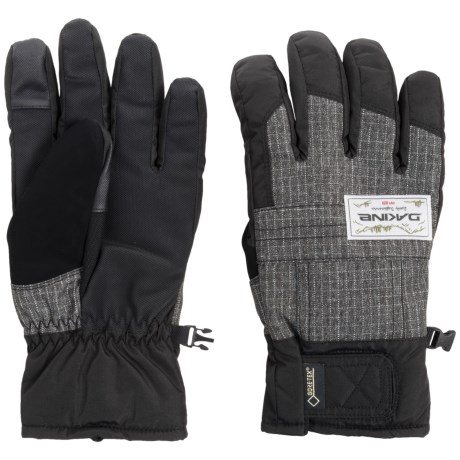 DaKine Bronco Gore-Tex® Gloves - Waterproof, Insulated (For Men)