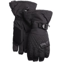 DaKine Camino 3-in-1 Gloves - Waterproof, Insulated (For Women) in Black - Closeouts