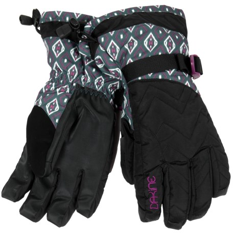 DaKine Camino 3-in-1 Gloves - Waterproof, Insulated (For Women) in Salima