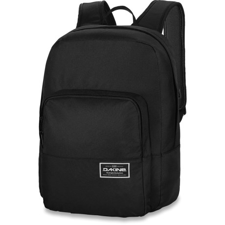DaKine Capitol 23L Backpack in Black