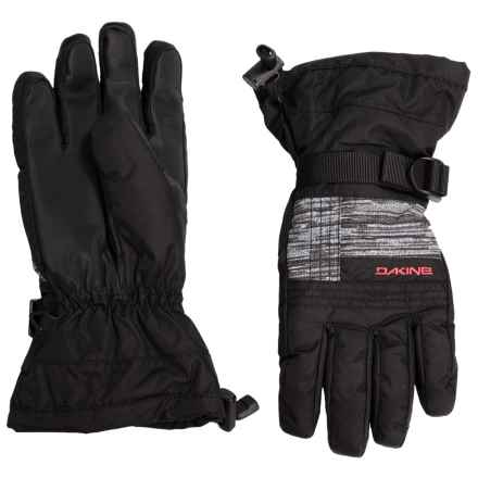 DaKine Capri Gloves - Waterproof, Insulated (For Women) in Lizzie - Closeouts