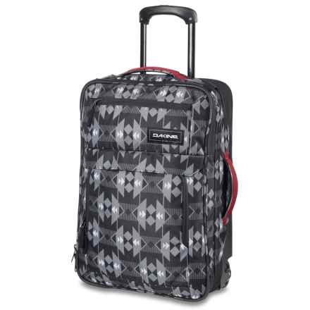 DaKine Carry-On 40L Roller Bag in Fireside Ii - Closeouts