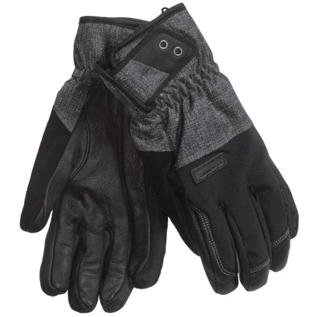 DaKine Charger Gloves - Insulated (For Men) in Granite
