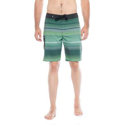 DaKine Chromatic Boardshorts (For Men) in Aqua Green - Closeouts