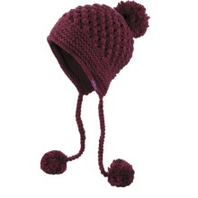 DaKine Clara Hat - Fully Lined (For Women) in Burgundy - Closeouts